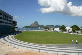 Corpore - Ultramaratona Rio 24h - A Pista de Atletismo